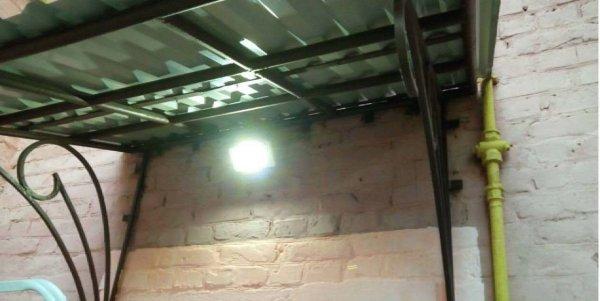 Модернізація освітлення прибудинкової території будинків виборчого округу No12 смт. Добротвір