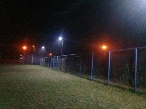 Завершено роботи за проєктами по встановленню вуличного освітлення
